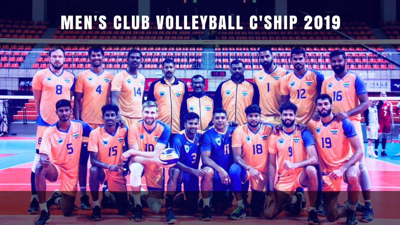 Asian Volleyball Sports Magazine