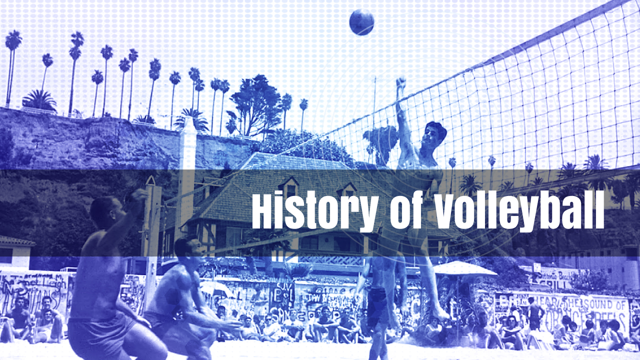 History Of Volleyball Asian Volleyball